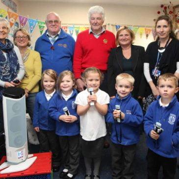 New Sound Field System at Tavistock Primary School